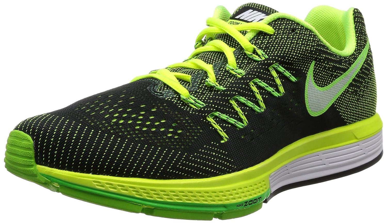 Nike Air Zoom Vomero 10 - Zapatillas para Hombre 45 EU|Negro (Schwarz / Gelb)