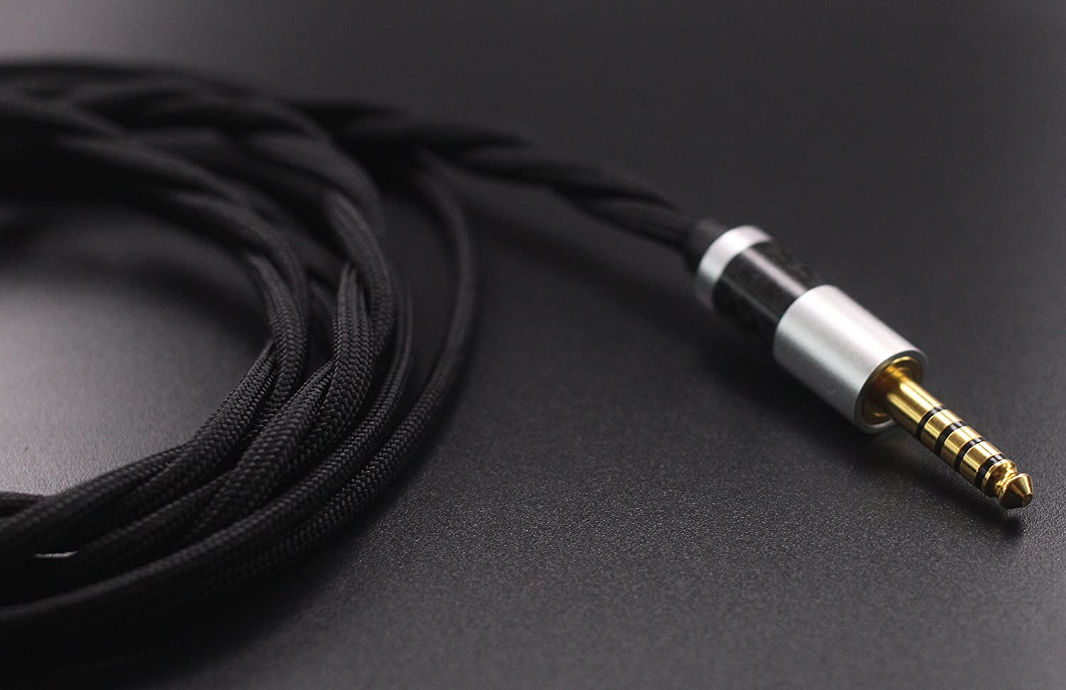 Amazon.com: BDL-4 4.4MM Balanced Male TO Dual 3.5mm Connector ...