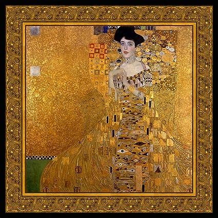 gustav klimt woman in gold