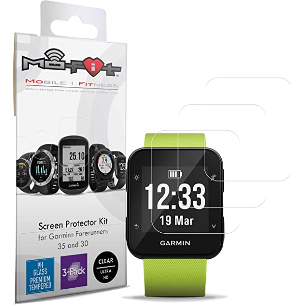 Amazon.com: GARMIN - Smartwatch GARMIN Forerunner 30 0,93 ...