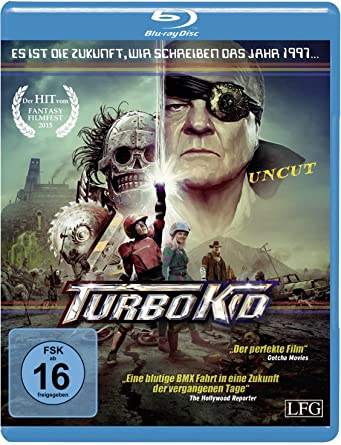 Turbo Kid - Uncut [Alemania] [Blu-ray]