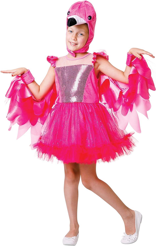 Bristol Novelty CF224L - Disfraz de flamenco para niñas, talla ...