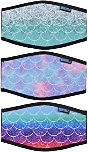 Neoprene Cover for Dive and Snorkel Mask Strap Flow Scuba Gear