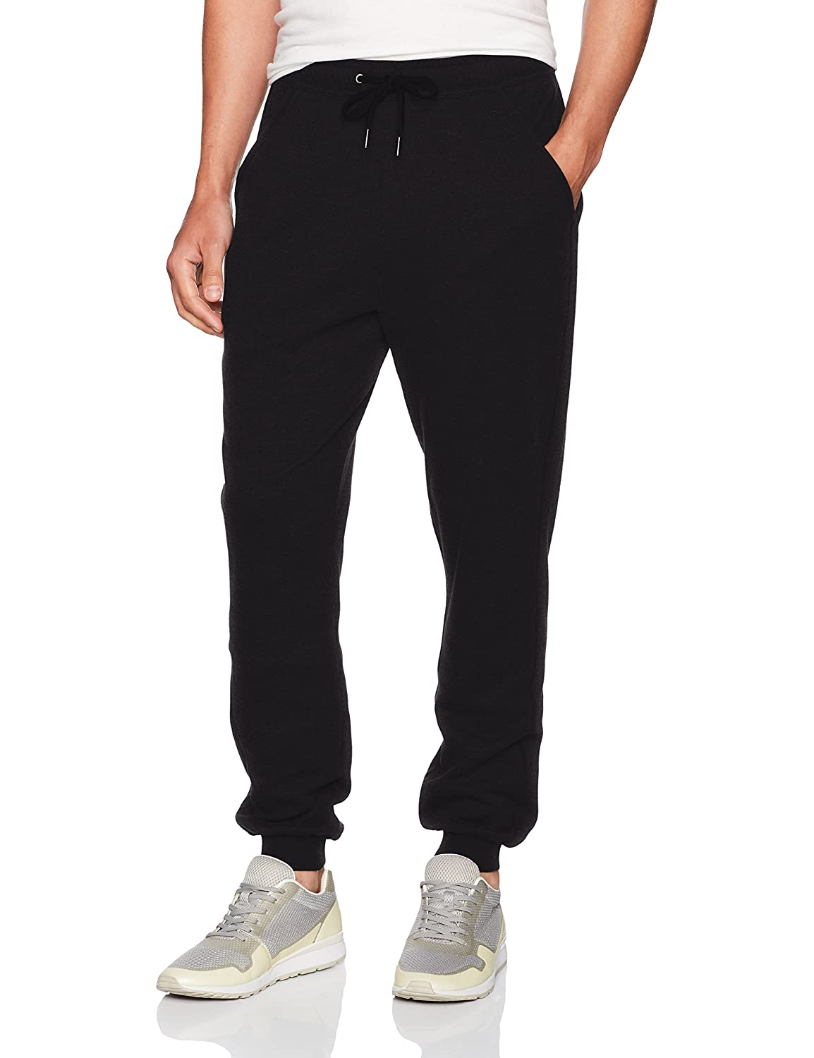 Haggar Men's Knit Lounge Banded Jogger HML7F426-R06