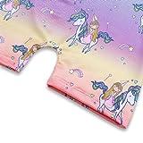 Unicorn Leotards for Girls Gymnastics Size 7-8