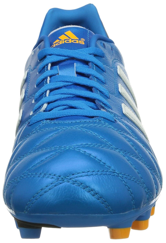 purchase cheap a778b 28478 Amazon.com  adidas 11 Nova FG Football Boots - Adult - Solar BlueWhite Black - UK Shoe Size 11  Sports  Outdoors
