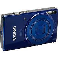 Canon IXUS 190 Digital Camera, Blue, 20.0 Megapixels