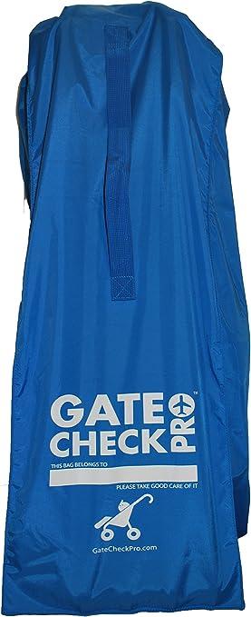 Single Buggy Gate Check PRO One Size Fits Most Lightweight Umbrella Buggies inc Mclaren Pushchair /& Pram Travel Bag