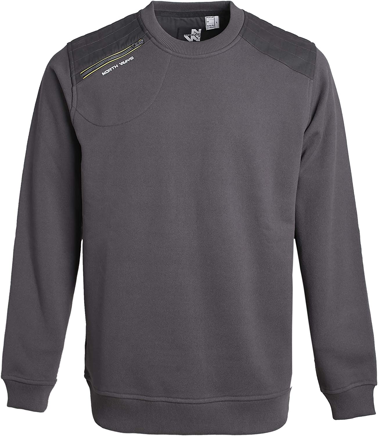 North Ways 1220 Leon Pull Taille 2XL Gris