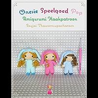 Onesie Speelgoed Pop Amigurumi Haakpatroon (Dutch Edition)