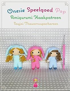 Kleine Panda Amigurumi Haakpatroon Ebook Sayjai Thawornsupacharoen