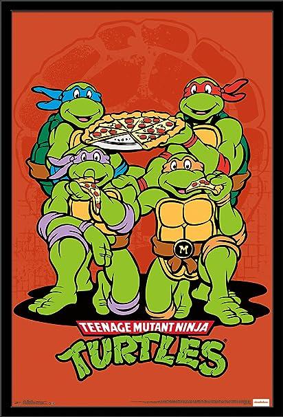 Amazoncom Trends International Wall Poster Teenage Mutant Ninja