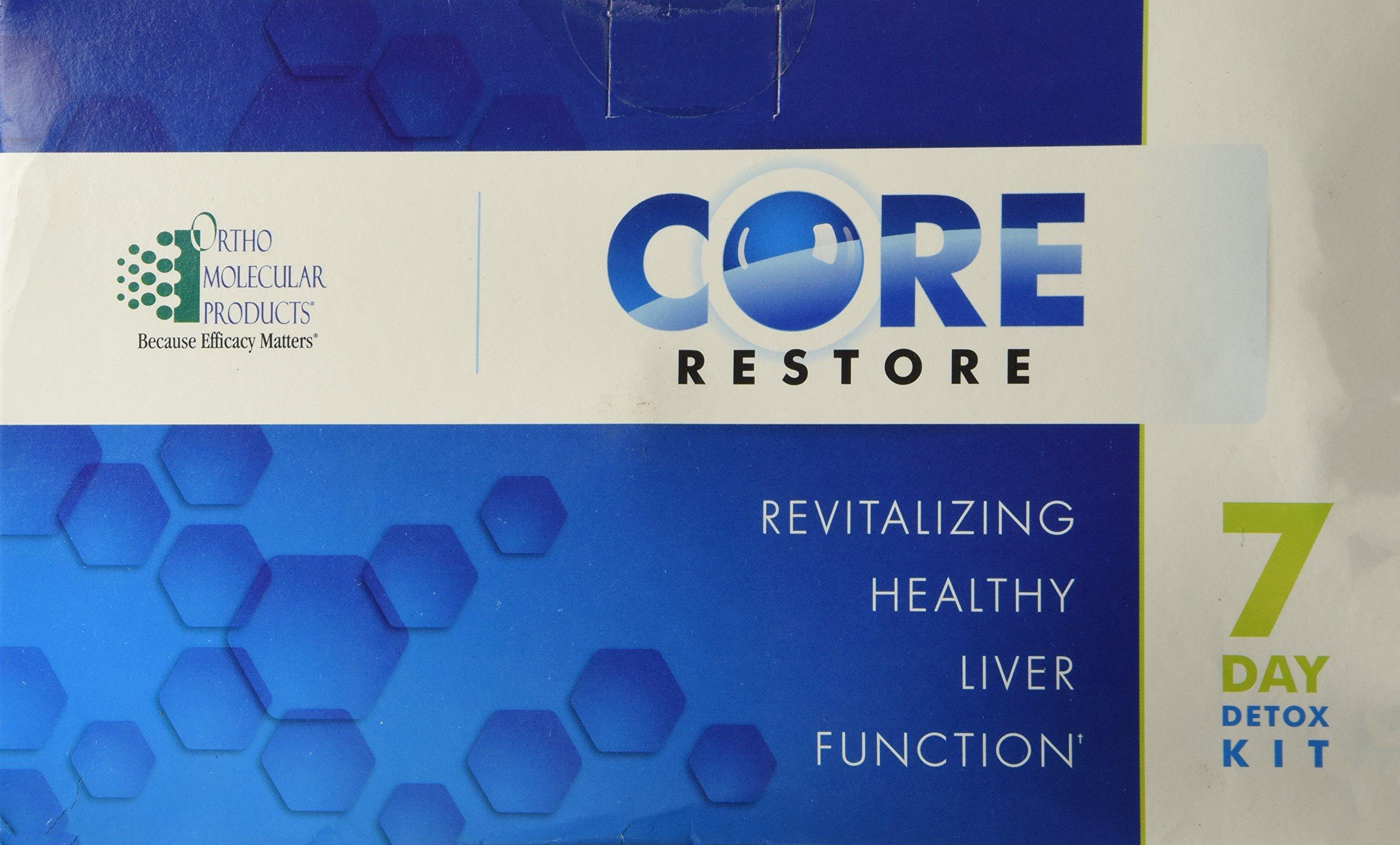Ortho Molecular - Core Restore Kit by Ortho Molecular (Image #1)