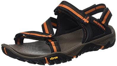 b9cc15c2ce08 Amazon.com  Merrell Men s All Out Blaze Web Hiking Shoe  Shoes