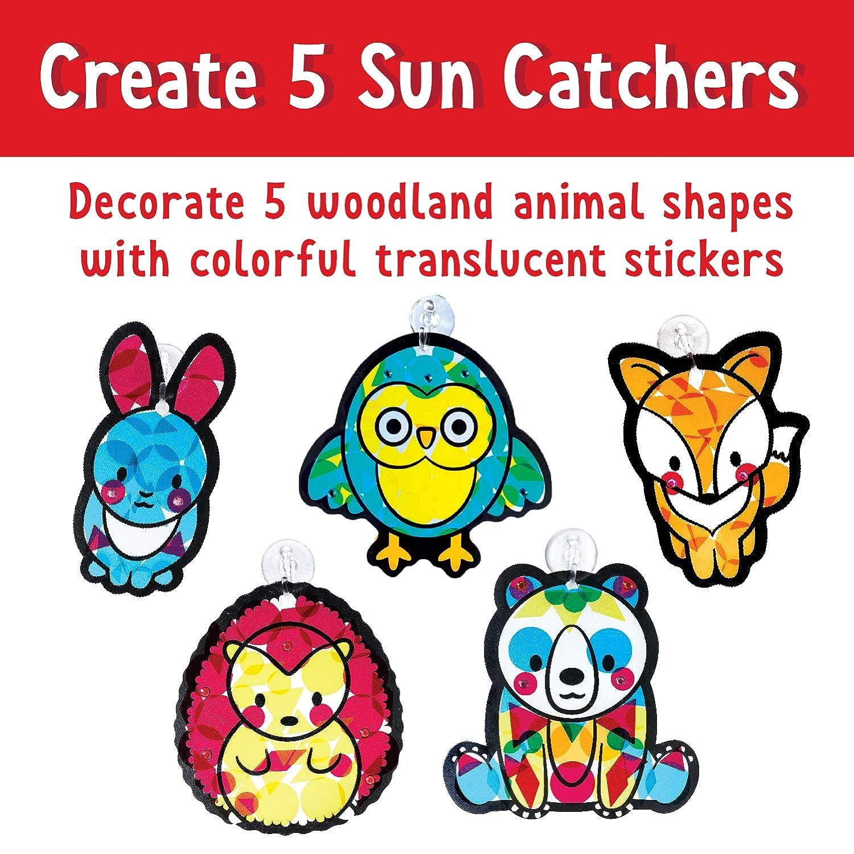 Amazon.com: Creatividad para niños pegatinas de atrapasueños ...