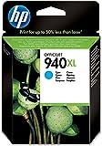 HP 940XL - Print cartridge - 1 x cyan - 1400 pages - cyan