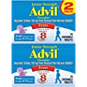 48-Count (2 x 24-Count) Advil Junior Strength Chewable Tablets