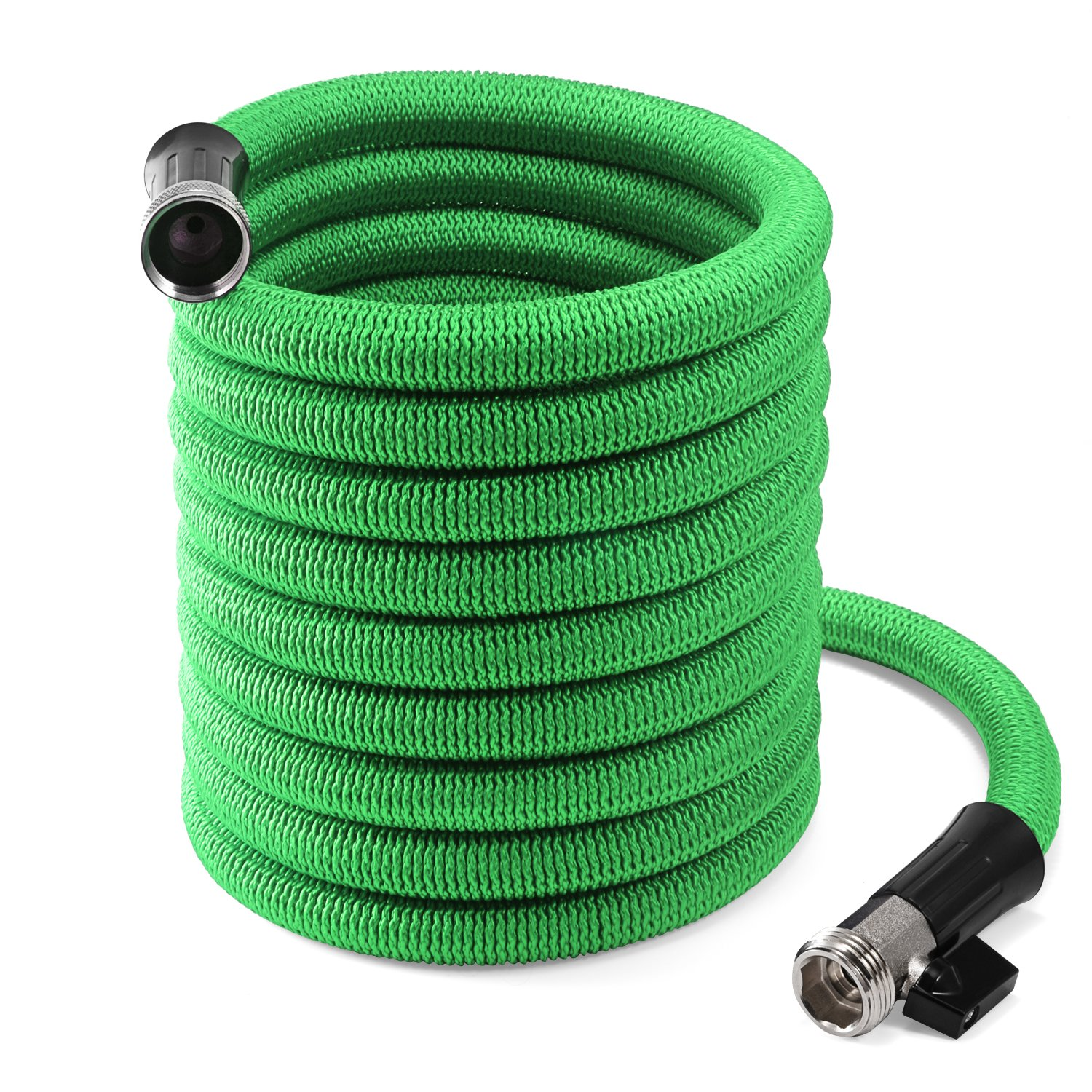 InGarden Garden Hose, 50 Ft Expandable Garden Water Hose Set With 3/4 Inch