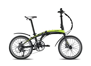 Bicicleta plegable Ultra Ligero Nora 24h bizobike sobre Amazon