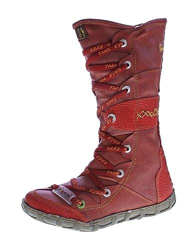 14ada0df108 Bottes de cuir TMA - Chaussures d hiver pour femme doublées