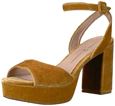 53d61c951da Chinese Laundry Women's Theresa Heeled Sandal