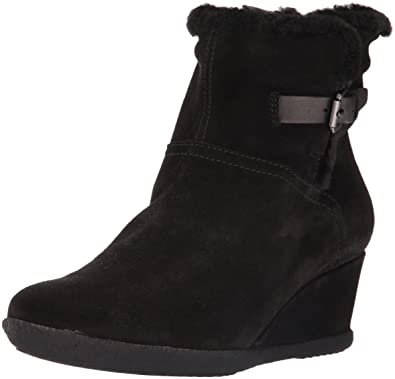 Geox Women s D Amelia Stivali D Ankle Boots  Amazon.co.uk  Shoes   Bags 6269facfa40b