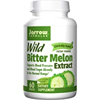 Jarrow Formulas Wild Bitter Melon Extract, Supports Blood Pressure and Blood Sugar...