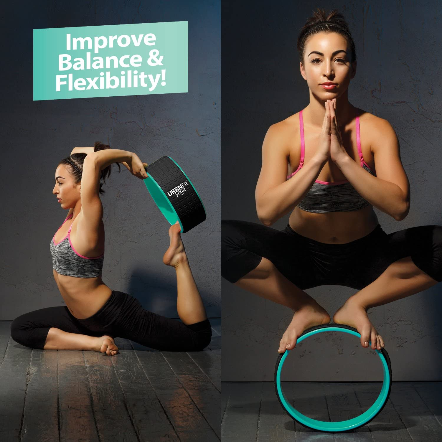 Backbends & Inversions Flexibility Stationary Prop to Assist ...