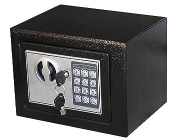 Amazon.com: Royal marcas cuadrado pequeño caja fuerte ...