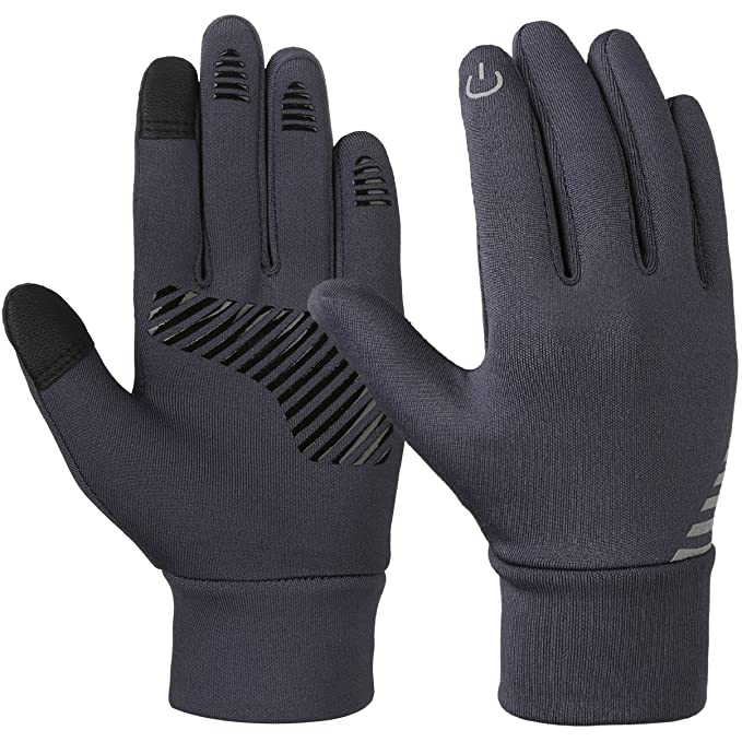 f4cdcbac64eca VBG VBIGER Kids Winter Gloves Boys Girls Touchscreen Gloves Fleece Lined Sports  Gloves Anti-slip