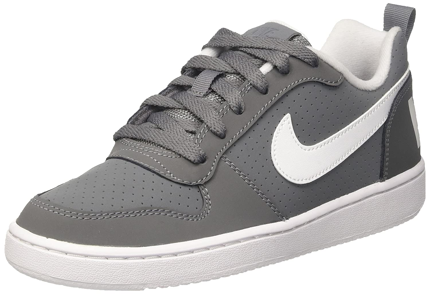 Nike Court Borough Low GS Zapatillas de Baloncesto Unisex Niños