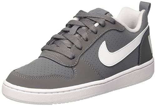 scarpe nike court borough grigie