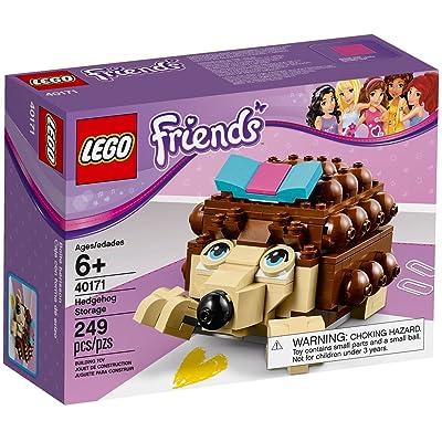 LEGO Friends Hedgehog Storage 40171: Toys & Games
