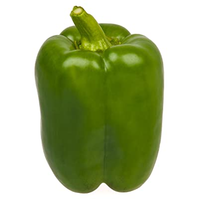 California Wonder 300 TMR Bell Pepper Seeds Non-GMO, Heirloom (1 Ounce ~ 3,500 Seeds): Kitchen & Dining