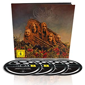 Garden Of The Titans (Live At Red Rocks Ampitheatre) [Limited Blu-Ray/DVD/2CD Earbook incl. 48-page booklet] [2018]