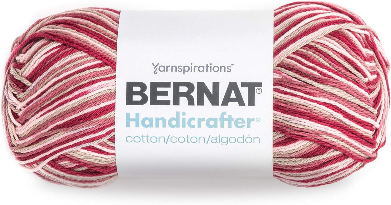 Bernat Handicrafter CottonCotonAlgodon 340g Chocolate Ombre