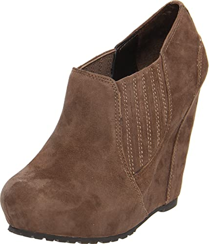 le luxe rebel femmes est kera taupe. bottines, sombre taupe. kera 17f85d
