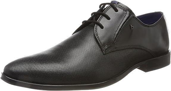 bugatti 312234051000, Zapatos de Cordones Derby para Hombre