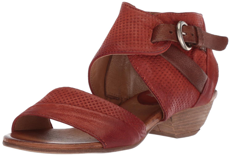 Miz Mooz Women's Chatham Heeled Sandal B075K7D2GQ 39 M EU|Rust