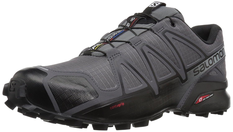 Salomon Speedcross 4 Wide, Zapatillas de Running para Asfalto para Hombre 44 EU|Gris