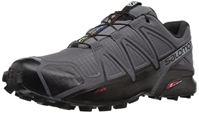 Salomon Men s Speedcross 4 Trail Runner b4425600f02