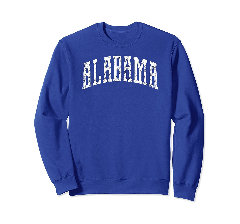 Alabama Vintage Home State Sweatshirt-TH