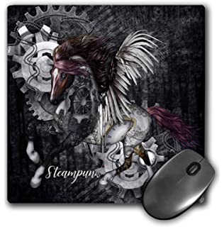 mp/_307846/_1 8 by 8-Inches 3dRose Mouse Pad Illustration of Mushrooms