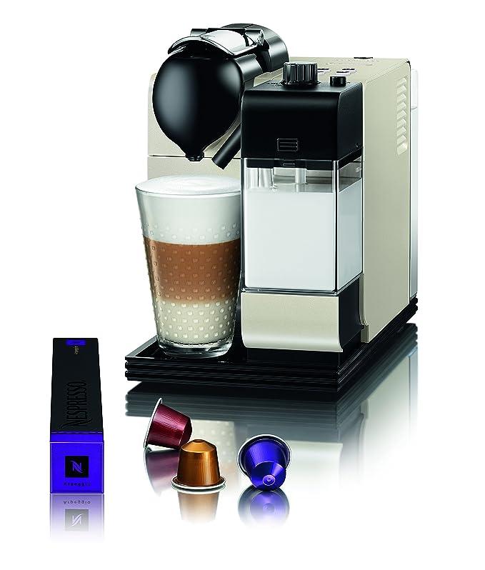 DeLonghi Lattissima+ Chocolate Mocha - Cafetera Espresso Automática DeLonghi Lattissima En520.Pw Para Cápsulas Nespresso: Amazon.es: Hogar