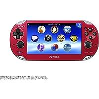 PSVita Cosmic Red - Wi-fi (PCH-1000 ZA03) [import Japonais]