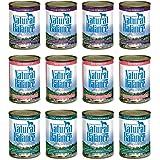 Natural Balance Dog Food Variety Pack 13 oz Cans: (4) Lamb Formula, (4) Beef Formula, (4) Chicken Formula (4 (12 Pack Bundle)