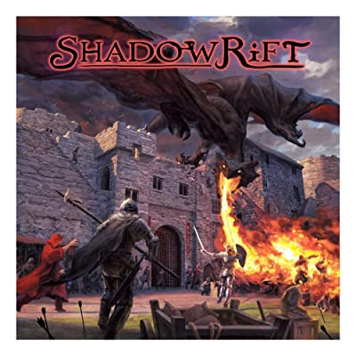 Game Salute Shadowrift 2nd Edition: Toys & Games