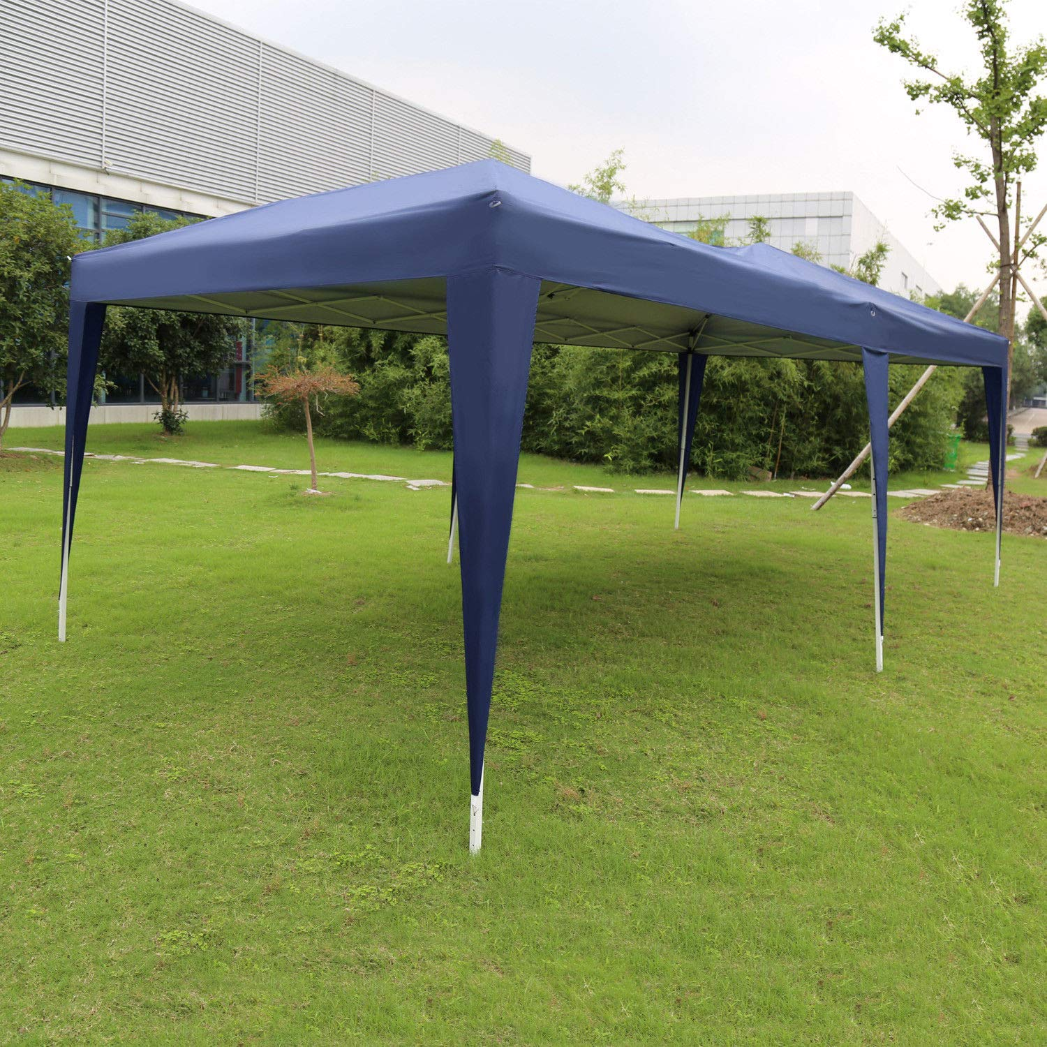 Kinbor Outdoor Portable Adjustable Instant Pop Up Gazebo Canopy Tent by Kinbor (Image #3)