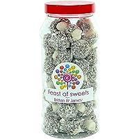 COCONUT MUSHROOMS 450g+. Feast of Sweets Jar by