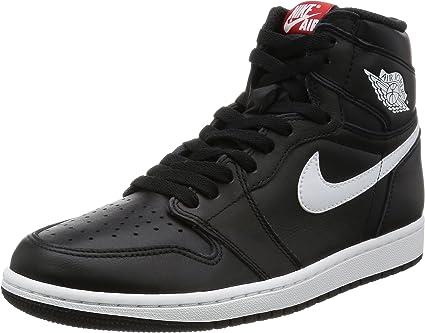 Jordan Air 1 Retro High Og (Black